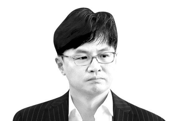 이명박 전 대통령 수사를 지휘했던 한동훈 검사장. [뉴스1]