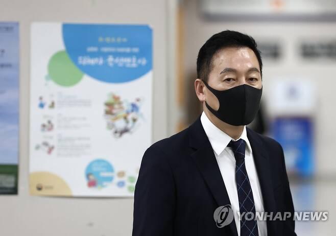 정봉주 전 의원. [연합뉴스 자료사진]
