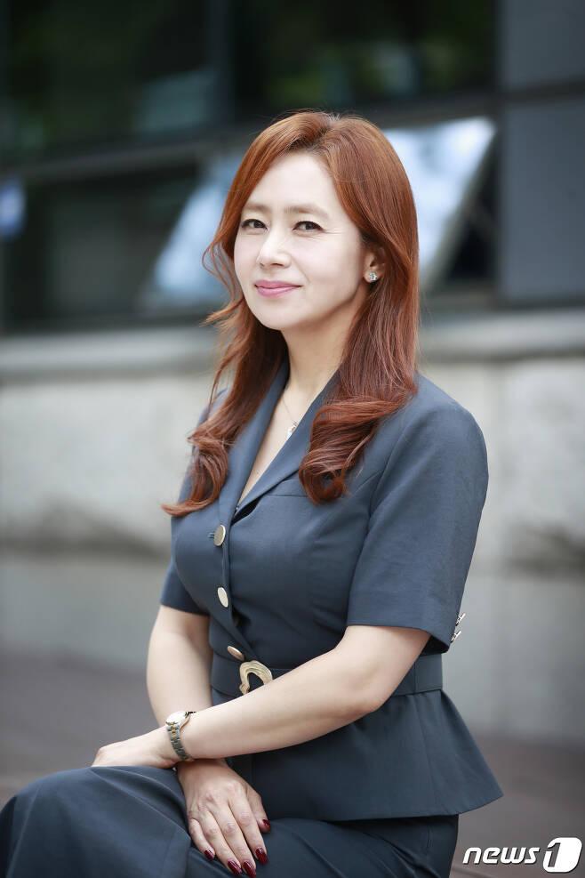 배우 김선경 © News1 권현진 기자
