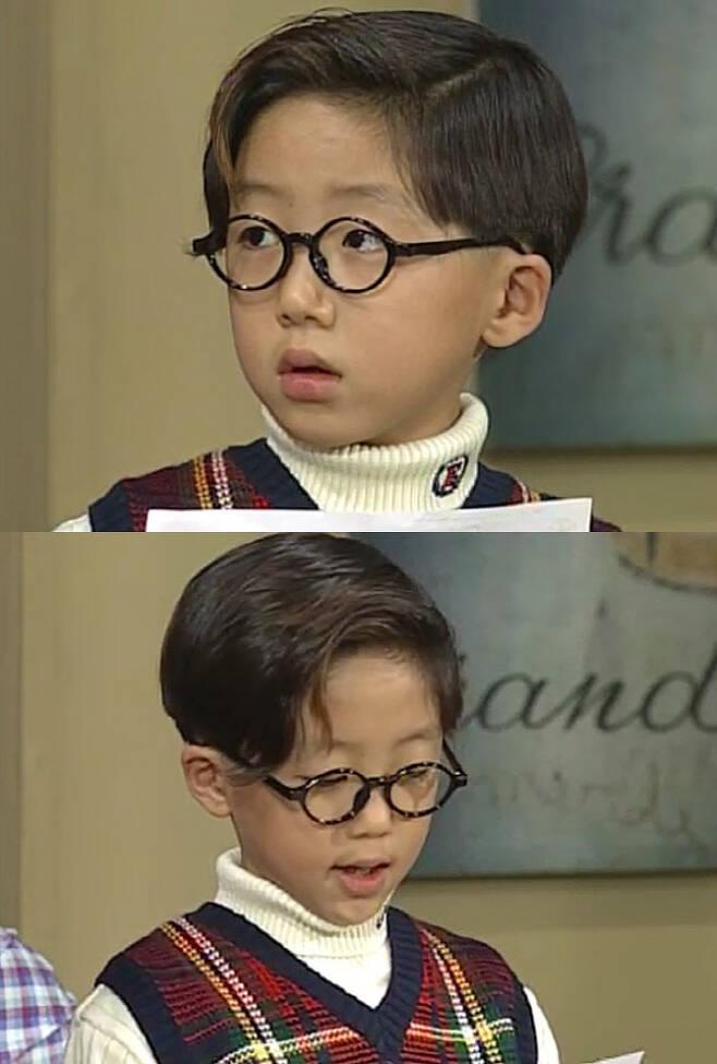 '순풍산부인과'에 의찬이로 출연한 김성민(사진=SBS)