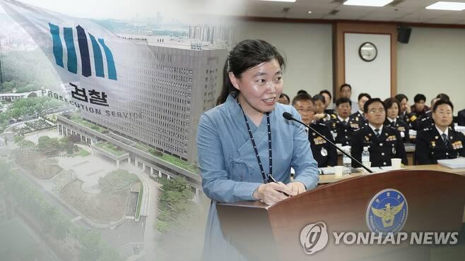 임은정 검사 [연합뉴스TV 제공]