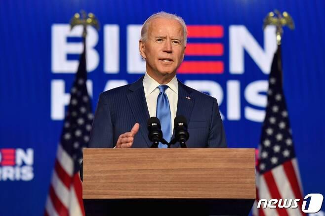 조 바이든 민주당 대선 후보 © AFP=뉴스1