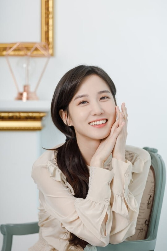 감성 멜로 드라마 '브람스를 좋아하세요?'에서 채송아 역을 연기한 배우 박은빈. 제공|나무엑터스