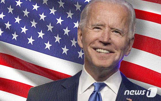 조 바이든 미국 대통령 당선인 © News1 이은현 디자이너