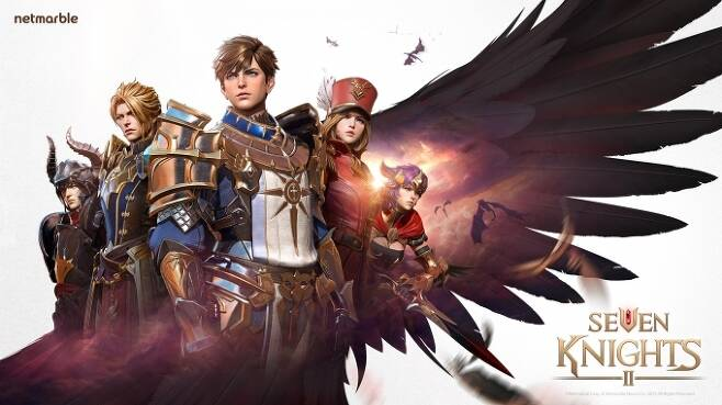 모바일 MMORPG 세븐나이츠2