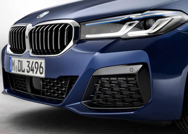 BMW 5시리즈.