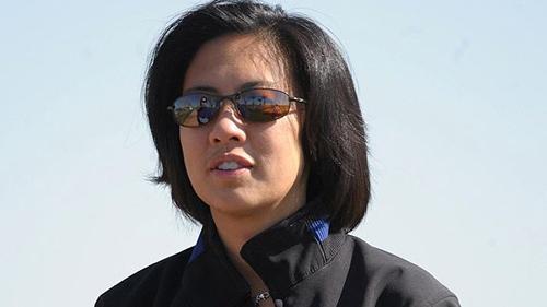 킴 앙은 메이저리그 최초의 여성 단장으로 기록됐다. 사진= 마이애미 말린스 공식 트위터