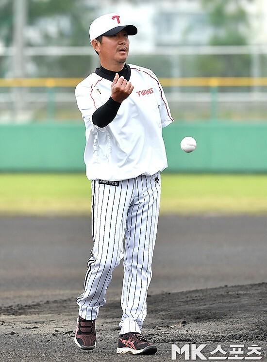 류지현 감독은 17일부터 LG트윈스의 마무리캠프를 지휘한다. 사진=MK스포츠 DB