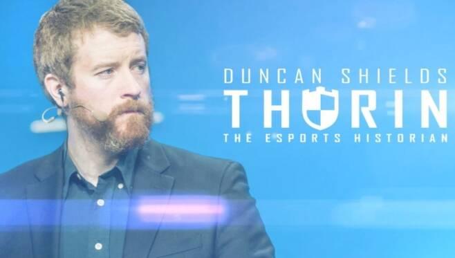 한국 팬들을 비하한 북미 e스포츠 전문가 'Thorin' 던컨 쉴즈(사진=던컨 쉴즈 SNS 발췌).