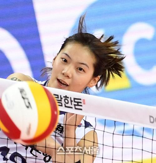 유서연. 2020. 2. 16. 인천 | 박진업기자 upandup@sportsseoul.com