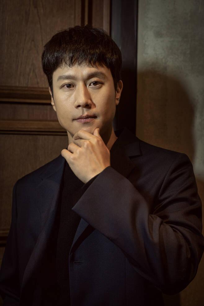 배우 정우, 사진제공|리틀빅픽쳐스