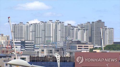 경기도 파주 운정신도시 아파트 [연합뉴스 자료사진]