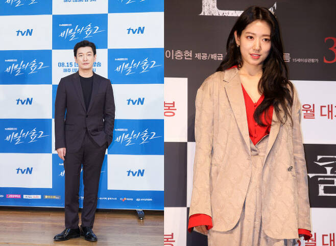 (From left) Seung-woo Jo and Shin-hye Park.  (Photo = E-Daily DB)