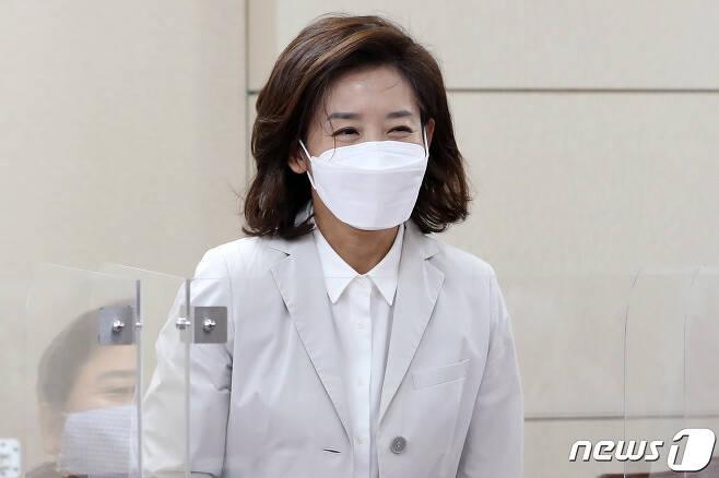 나경원 전 의원/뉴스1 © News1 이동해 기자