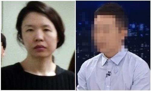 제주 전 남편 살해 등 혐의로 무기징역이 확정된 고유정(왼쪽, 연합뉴스)씨와 그의 현재 남편(이혼 소송 중)인 홍모씨. 홍씨는 지난해 9월 MBC'뉴스데스크'에 직접 출연하기도 했다.