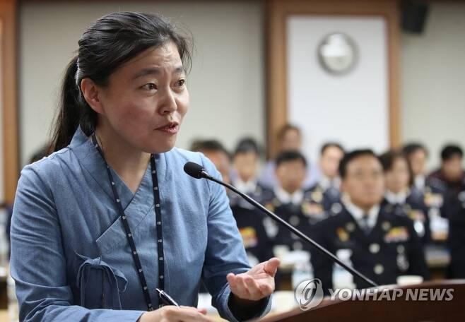 임은정 부장검사 [연합뉴스 자료사진]