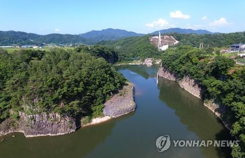한탄강 세계지질공원 [연합뉴스 자료사진]