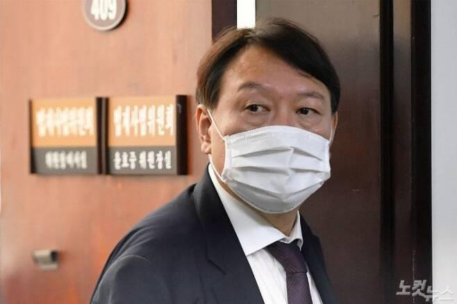 윤석열 검찰총장(사진=황진환 기자/자료사진)