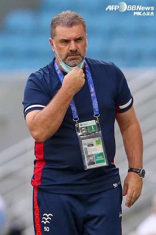 요코하마 F마리노스는 호주 출신 엔제 포스테코글루 감독과 재계약에 합의했다. 사진=ⓒAFPBBNews = News1