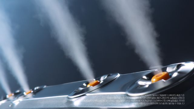 LG 디오스 식기세척기의 TV광고 (사진=LG전자)