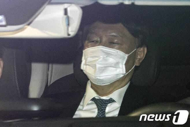 윤석열 검찰총장. 2020.12.4/뉴스1 © News1 이승배 기자