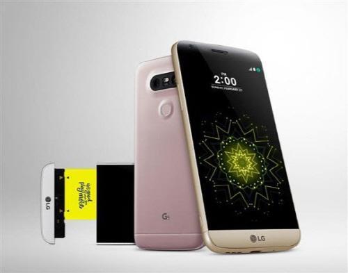 배터리 탈착형 스마트폰인 LG전자 G5