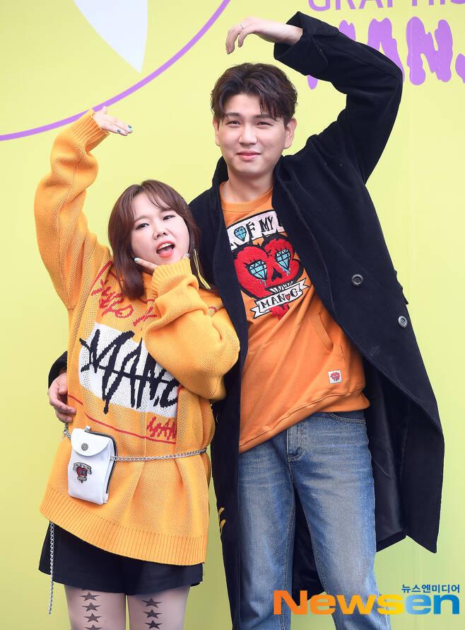 홍현희 제이쓴(사진 왼쪽부터)