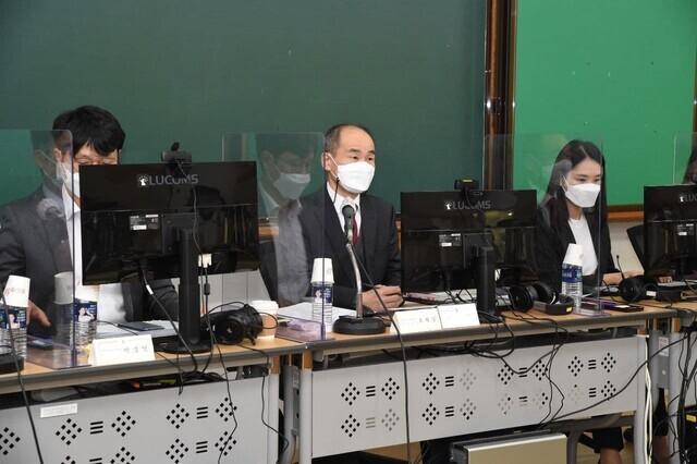 전국 법원별·직급별 판사 대표들이 모이는 전국법관대표회의가 지난 7일 온라인 화상회의 방식으로 진행됐다. 전국법관대표회의 제공