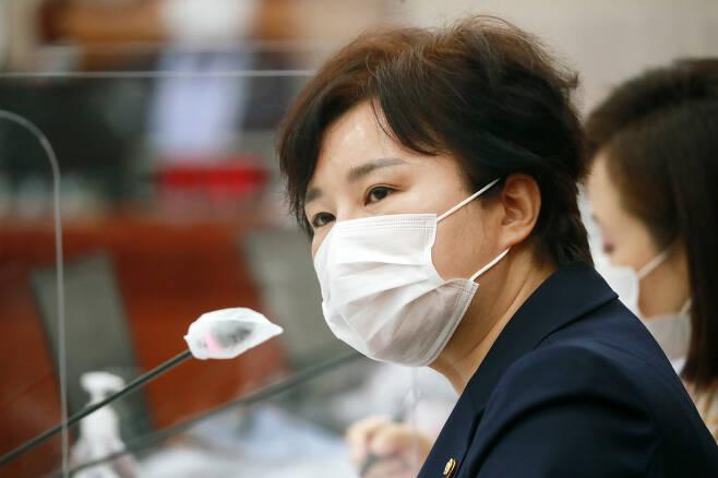조수진 국민의힘 의원 2020.10.26/뉴스1 © News1 성동훈 기자