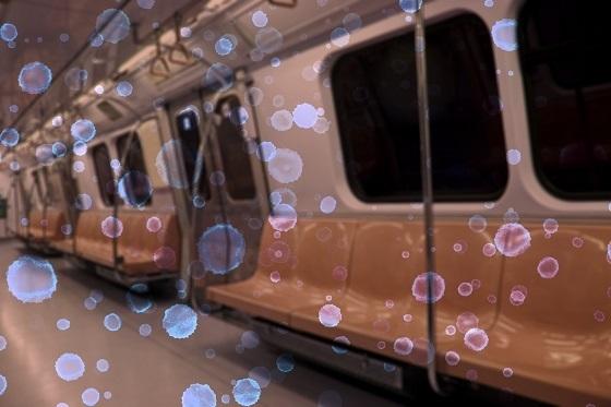 지하철내 오염물질 이미지/사진=게티이미지뱅크