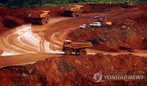 인도네시아 니켈 광산 자료사진 [로이터=연합뉴스]