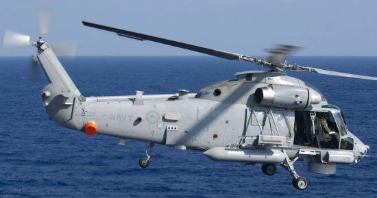 미국 카만사의 SH-2G 슈퍼 시스프라이트