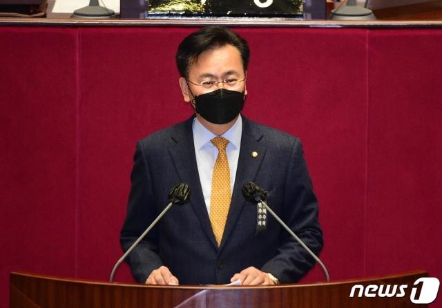 유상범 국민의힘 의원. /사진=뉴스1.