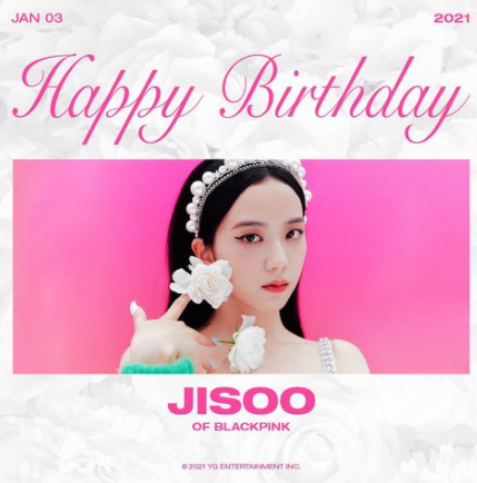On the 3rd, YG Entertainment was unveiled by a specially produced Poster in commemoration of Ji Soos birthday on BLACKPINK Ji Soo Instagram.The Poster also posted a short article called Happy Birthday to Me, which asks fans to celebrate their birthday.Ji Soo has been congratulated by global fans through the post, with a number of likes meaning celebrating Ji Soos birthday reaching 3.6 million.Meanwhile, BLACKPINK is in the midst of preparing for the live stream concert THE SHOW (YG PALM STAGE - 2020 BLACKPINK: THE SHOW) to be held on January 31st.This is the first concert since the release of the first full-length album THE ALBUM.
