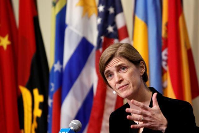 조 바이든 미국 대통령 당선인이 서맨사 파워 전 유엔 주재 미국 대사를 국제개발처장으로 13일 지명했다. 로이터 연합뉴스