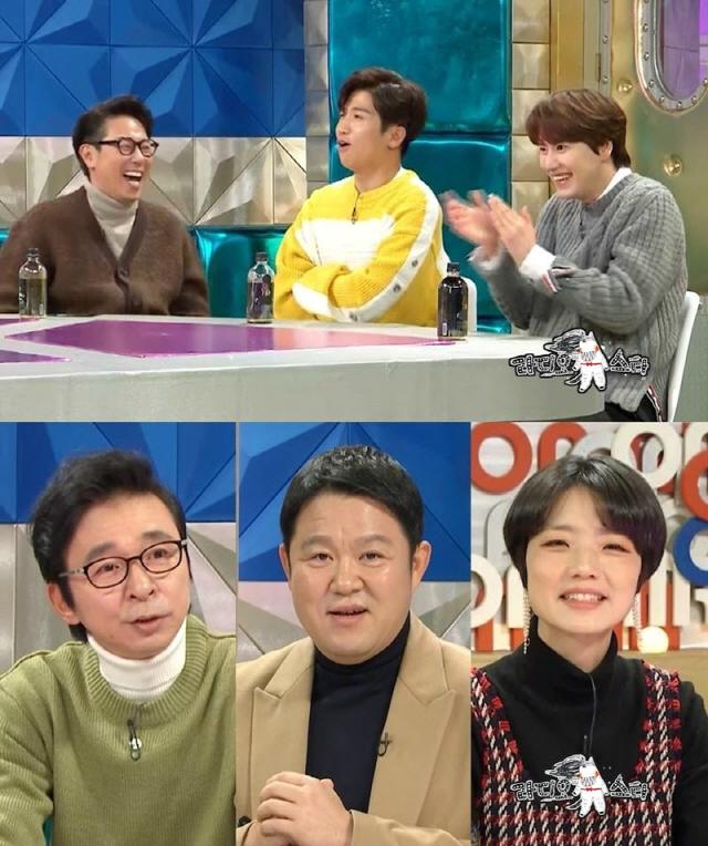 MBC '라디오스타' 700회 전현직 MC 특집 출연진