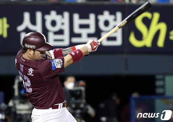 키움 히어로즈 박병호. 2020.11.2/뉴스1 © News1 이동해 기자