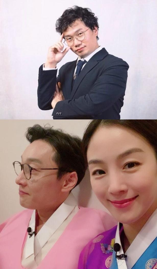 ▲ 안상태, 이휘재 문정원 부부. 출처ㅣ안상태 문정원 인스타그램