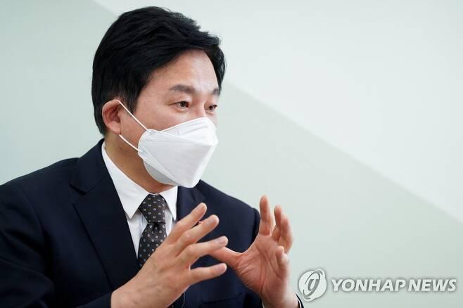 원희룡 제주지사 [제주도 제공. 재판매 및 DB 금지]