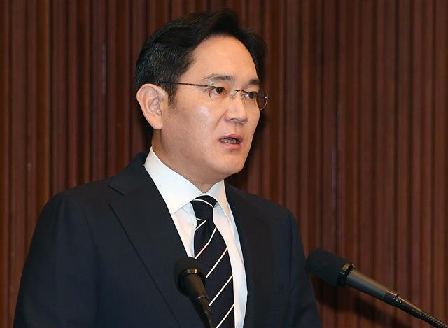 이재용 삼성전자 부회장.연합뉴스