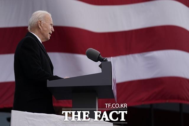 조 바이든 미국 행정부의 정책이 글로벌 경제에 긍정적인 영향을 미칠 전망이다. /AP.뉴시스