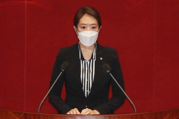 고민정 더불어민주당 의원/사진=연합뉴스