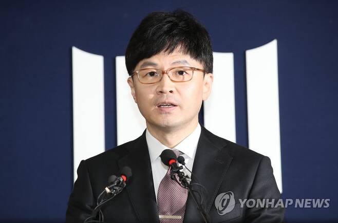 한동훈 검사장 [연합뉴스 자료사진]