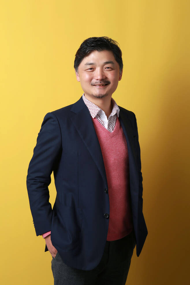 김범수 카카오 창업자 겸 이사회 의장. 카카오 제공