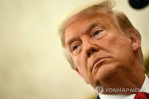 '미국우선주의' 추진했던 트럼프 전 대통령 [AFP=연합뉴스]