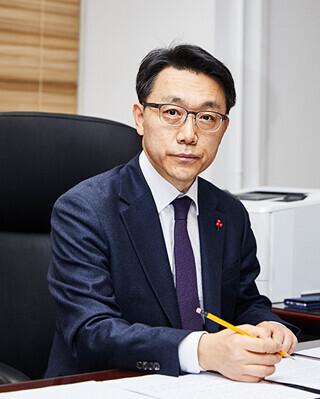 김진욱 고위공직자범죄수사처장. 공수처 누리집