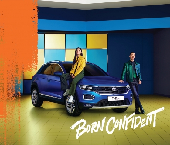 The new T-Roc version of the Volkswagen Urban Compact SUV, featuring rappers BewhY and Red Velvet Seulgi as ambassadors, will feature a music video on the theme of Born Confident (this confidential).According to Volkswagen Korea on the 2nd, this new music video of the new Tyrok is a result of BewhY, which overwhelms the public with its unique presence and ability, and Seulgi, who is leading the global K-POP craze with his unique tone, his own style and performance.The new Tyrock music video, which has been drawing attention since its release due to the unusual meeting between BewhY and Seulgi, has a message to trendy, confident, dignified and sophisticated millennials on the theme of Born Confident (this Confidential).BewhY and Seulgi showed proud and confident performances throughout the music video, and the new Volkswagen brand design New Volkswagen symbolized the vibrant color added visual beauty.In particular, the music videos insertion song was inspired by BewhYs unique sensibility of Urban Compact SUV, and he wrote and composed it, and he revealed the core message of Tyrok, which emits a dignified presence anytime and anywhere.Red Velvet Seulgi has a dynamic performance and a seductive voice unique to Seulgi, leading the entire song and offering a wonderful harmony.Rappers BewhY and Red Velvet Seulgi, who are enthusiastically supported by the millennial generation in each field, will continue to deliver Tyroks unique sensibility and the core message of Born Confident to consumers through various campaign activities.I wanted to convey the charm of Born Confidential Tyrok to many millennials through this music video, said Volkswagen, managing director of marketing communications at the Shindong Cooperative. We will continue to show various activities with these talented two stars so that millennials who express their lives coolly and hip can enjoy, experience and sympathize with Tyrok.The music video was released on January 29th at the official launch event of the new Tiroc, and will be released on the official YouTube channel of Volkswagen Korea on the 2nd.Meanwhile, Volkswagen Korea launched Urban Compact SUV and new Tyrok on January 31 and will launch domestic sales.The new Tyroc is the first compact SUV to be introduced by Volkswagen in Korea and is one of Volkswagens global best-selling models sold around 500,000 units worldwide.In particular, the new Tyrok is another strategic model for the popularization of the imported car market that Volkswagen Korea is continuously pursuing. Based on its solid marketability, it presents new standards that have not been experienced in the compact SUV market until now.The new brand-designed DNA-applied exterior, dynamic driving performance that was not experienced in its class, and the new Tyroc, which has a large number of advanced technologies, is also the fourth runner of the 5T strategy promoted by Volkswagen, the strongest player in the domestic imported SUV market.With the launch of the new Tyroc, Volkswagen Korea will have a solid lineup ranging from compact SUVs to luxury SUVs from Tyroc - Tiguan - Tiguan All Space - Tuarek.