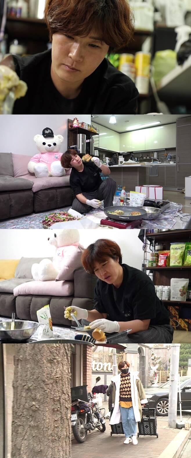 Pak Se-ri, who has a good shopping flex in the traditional market, raises his curiosity by saying that he opened a whole book alone.MBC I Live Alone (planned by Ahn Soo-young / director Huh Hang Kim Ji-woo), which is broadcasted at 11:05 pm on the 19th, will be unveiled as Pak Se-ri, who is in the infinite route of the former booty, welcomes holiday.In the photo, Pak Se-ri is walking with power with an empty cart in both hands.She is looking for a traditional market to buy ingredients for making skewers and jeons for holiday, and she is impressed with two carts, not one.Pak Se-ri reached the food corner by watching the snowy market foods and showed a unique flex like Big hand Sister.While I was wondering how much material would be contained in the two carts, Pak Se-ri, who returned home after the storm shopping, went out to fix the material without any break.After that, Pak Se-ri, who showed confidence in the previous booting than anyone else, hopes that he has demonstrated his former booting skill without clogging.Pak Se-ri, who was passionate about mailing, showed even flour tuhon, including taking the sacrifice of bangs.In particular, Big Hand Sister Pak Se-ri appeared as if he had set up a whole collection with various pre-eminent pre-eminent pink sausages and a large material on skewers to create a special skewer.In addition, Pak Se-ri, who repeatedly sat on the floor and sat down to send a war, was going to laugh at the unexpected lower body movement.The dieting Pak Se-ri is making a sudden rationalization, saying, Working and eating is not fat, as a natural tasting at the same time as the whole meal is poured.Also, I am curious to hear that a guest comes to the house of Pak Se-ri who finished the post.To the guest who appeared, Pak Se-ri is the back door that sent a huge amount of war and gave a warm heart.Pak Se-ri said, Holiday is good. He also expressed his special affection for the holiday, which is only twice a year, and added to the question of why.Big hand Sister Pak Se-ris traditional market flex and the former Butchigi Infinite Root scene can be found through I Live Alone broadcasted at 11:05 pm on the day.