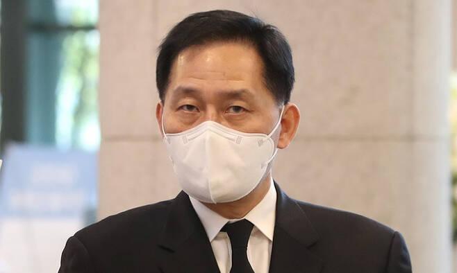 고(故) 정상영 KCC 명예회장의 둘째 아들인 정몽익 KCC글라스 회장. 연합뉴스