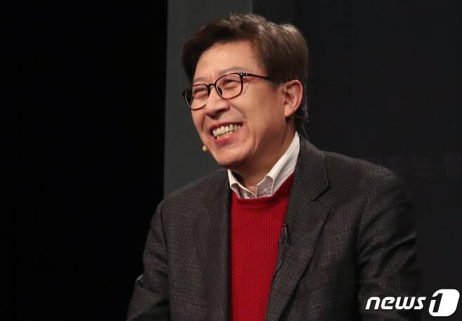 박형준 국민의힘 부산시장  예비후보  © News1 여주연 기자